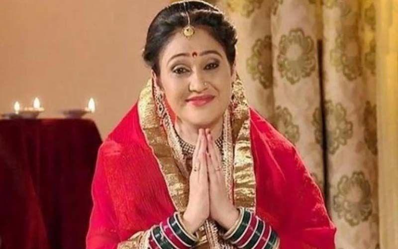Taarak Mehta Ka Ooltah Chashmah: Disha Vakani Finally Shoots Her COMEBACK SCENE At Ambe Mata Mandir In Borivali