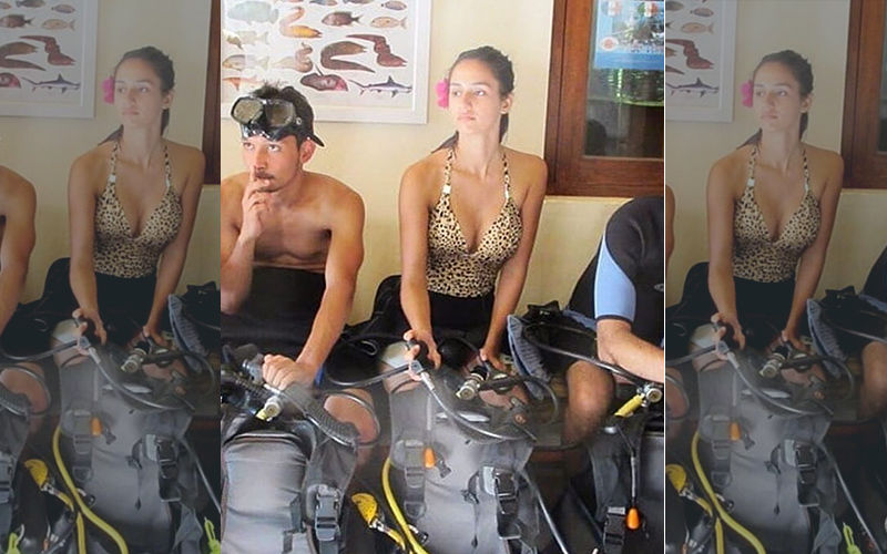 Disha Patani Reminisces Her Good-Old Scuba Diving Days, Treats Fans With A Throwback Picture