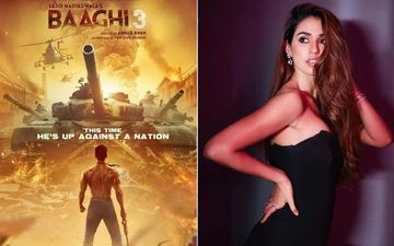 Baaghi 3: Disha Patani To Sizzle In A Sensuous, Sultry Item Song In Tiger Shroff- Shraddha Kapoor Starrer