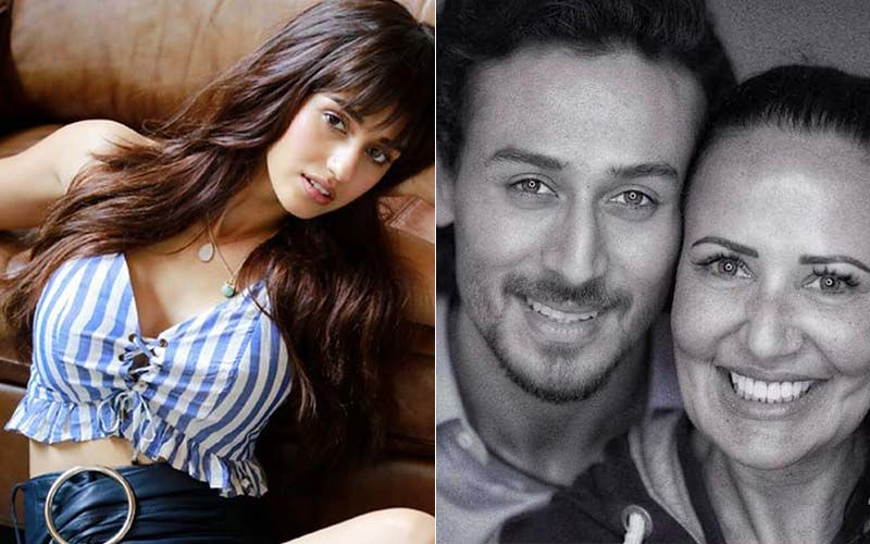 Disha Patani Expresses Her Love For Tiger Shroff's Snaps With His Mom Ayesha Shroff On Mother's Day