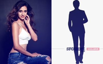 Guess Who Was The Lucky Man Who Was Handed Over The Keys To Disha Patani's New BMW?