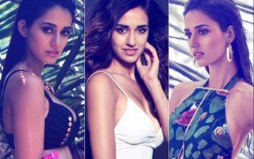 10 SEXY Pictures Of Disha Patani On Her 25th Birthday