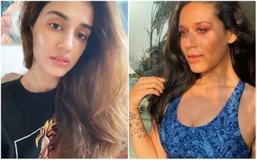 Disha Patani Shares A Flawless Photo And Tiger Shroff's Sister Krishna Wants To Know Her Beauty Secret Behind Her 'FREAKING Amazing' Skin
