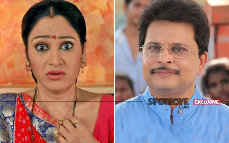 Disha Vakani Aka Daya Ben's Chapter OVER- Taarak Mehta Ka Ooltah Chashmah Producer Asit Modi's Final Call!