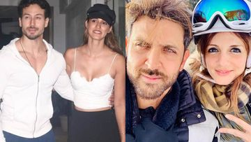WAR: Disha Patani And Sussanne Khan Can't Stop Fan-Girling Over Hrithik Roshan And Tiger Shroff's Power Packed Performances