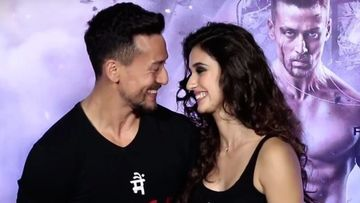 Disha Patani's Reaction To Tiger Shroff's Drool-Worthy TB Pic From The Sets Of Baaghi 3 Is Every Girlfriend Ever