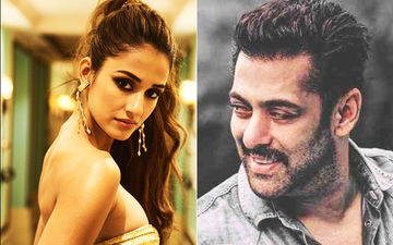 Disha Patani On Salman Khan: 'He Is Santa Claus Sitting On Set, Willing To Help Everyone'