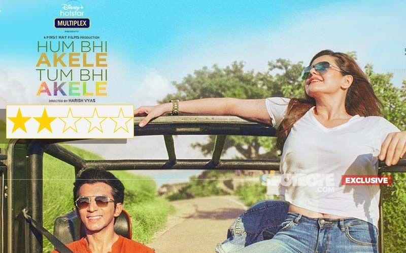 Hum Bhi Akele Tum Bhi Akele Review: Anshuman Jha And Zareen Khan Starrer Is Well Performed But Sluggish Gay Take On Jab We Met