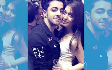 WHAT'S COOKING? Priyank Sharma's Ex-Girlfriend Divya Agarwal Gets COSY With TV Hunk Paras Babbar