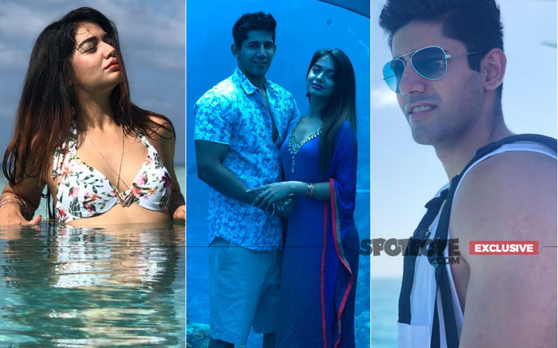 Divya Agarwal And Varun Sood Holiday In Maldives - Check Out The Unseen Pictures