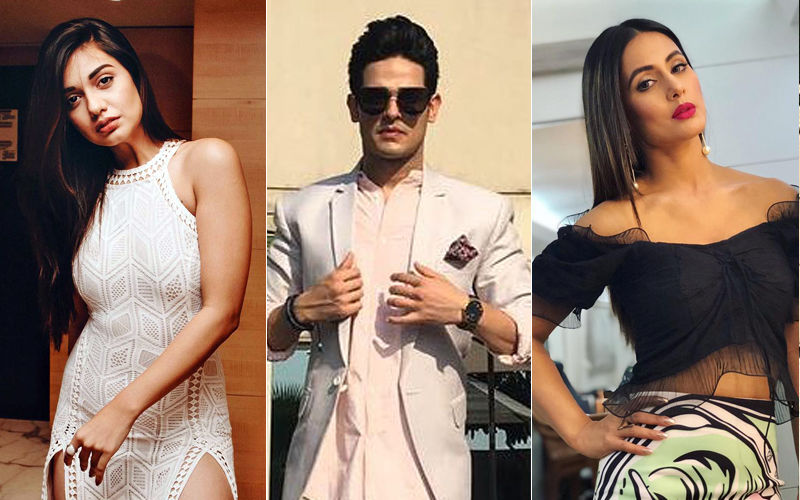 Divya Agarwal's 'Black Heart' Comment for Priyank Sharma, Gets A Good Comeback From Hina Khan