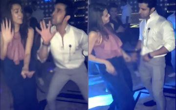 रुमर्ड बॉयफ्रेंड पारस बब्बर के साथ 'दिल्ली वाली गर्लफ्रेंड' पर नाचती नज़र आई दिव्या अग्रवाल