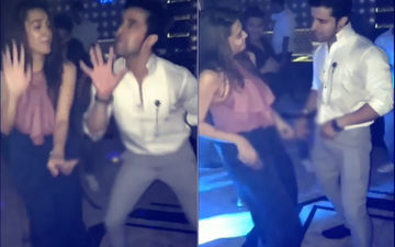 Video: Divya Agarwal & Paras Babbar Get Closer, Dance In A Pub Together