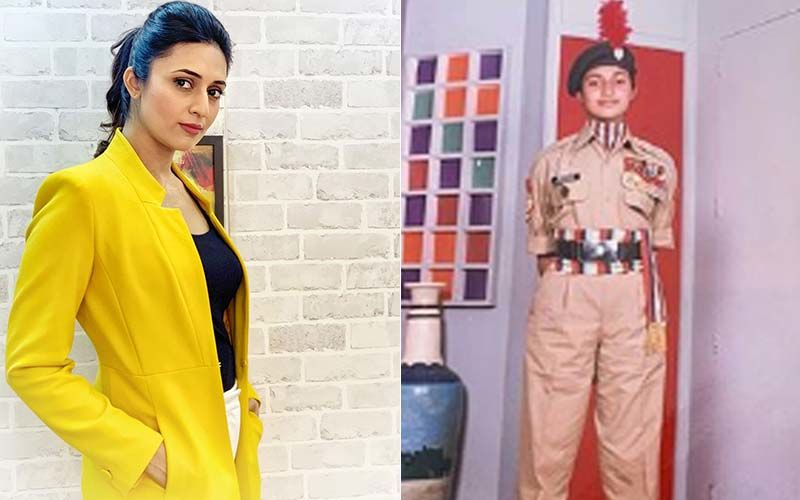 Divyanka Tripathi Shares Throwback Pics Of Her NCC Days; Pens Down Her Unforgettable Experience – See Pics