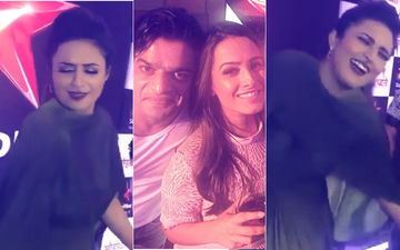 Ye Hai Mohabbatein 1500 Episodes Completion Bash: Divyanka Tripathi, Karan Patel & Gang Party Hard