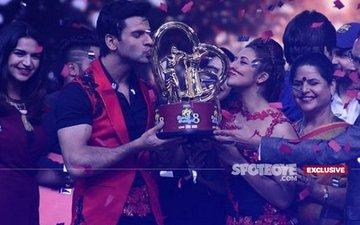 That's How Nach Baliye 8 Winners Divyanka Tripathi & Vivek Dahiya Celebrated Their Victory...