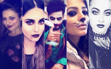 BEST DRESSED & WORST DRESSED At Halloween Parties: Divyanka Tripathi, Krystle D'Souza, Karan Tacker, Anita Hassanandani Or Sanjeeda Sheikh?