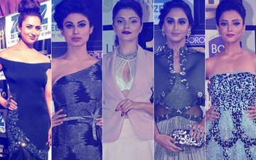 BEST DRESSED & WORST DRESSED At The Zee Gold Awards 2017: Divyanka Tripathi, Mouni Roy, Rubina Dilaik, Krystle D'Souza Or Adaa Khan?
