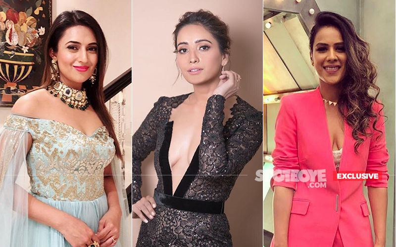 "Divyanka Tripathi Questions Social Media On Asha Negi's Low Neckline Controversy: ""Why Judge A Woman By Her Clothes?"""