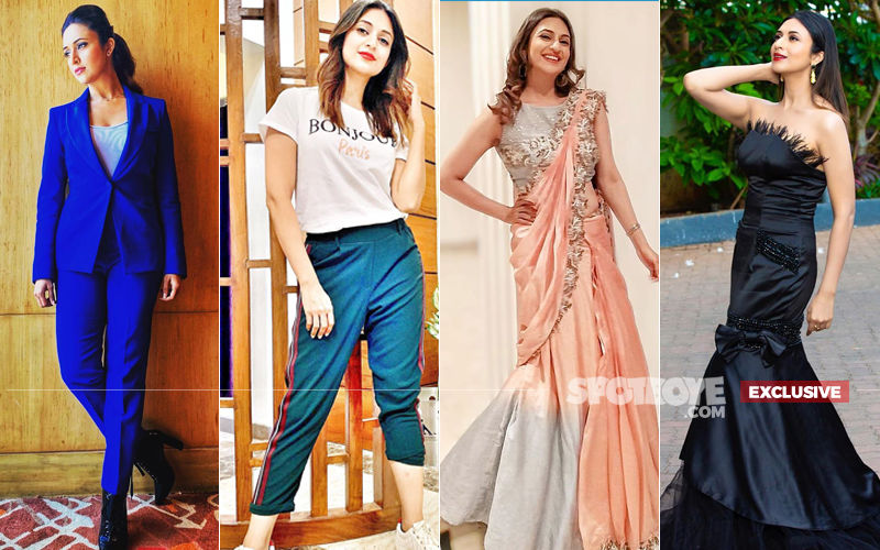 Divyanka Tripathi Reveals Her Fashion Choices And Perfect Date Looks- EXCLUSIVE