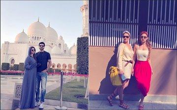 SMOKING HOT: Don't Miss Divyanka Tripathi & Mouni Roy's Pics From Their Year-End Vacations