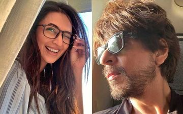 Happy Birthday Shah Rukh Khan: Divyanka Tripathi Shares 'Excerpts' From Her Film With SRK; Reveals They Spoke At Length About Their Future Films Together