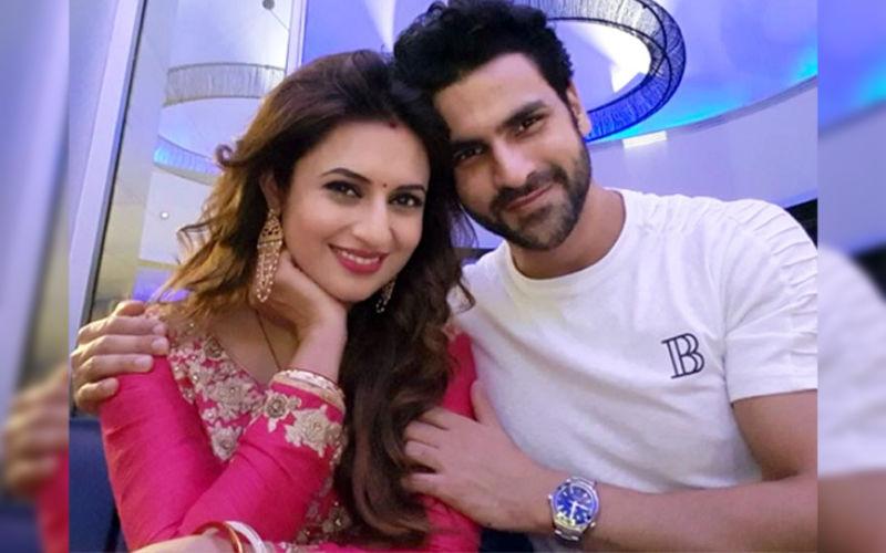 Divyanka Tripathi  And Vivek Dahiya Celebrate Their Wedding Anniversary In The Hospital – Pic Inside