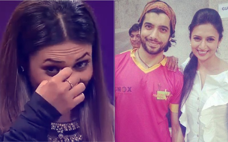 Divyanka Tripathi Gets Teary-Eyed On Her Break-Up With Ssharad Malhotra