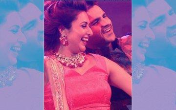 WATCH Divyanka Tripathi & Vivek Dahiya Play Garba In Indore