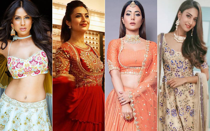 Diwali Party Wardrobe Tips By Nia Sharma, Divyanka Tripathi, Hina Khan And Erica Fernandes