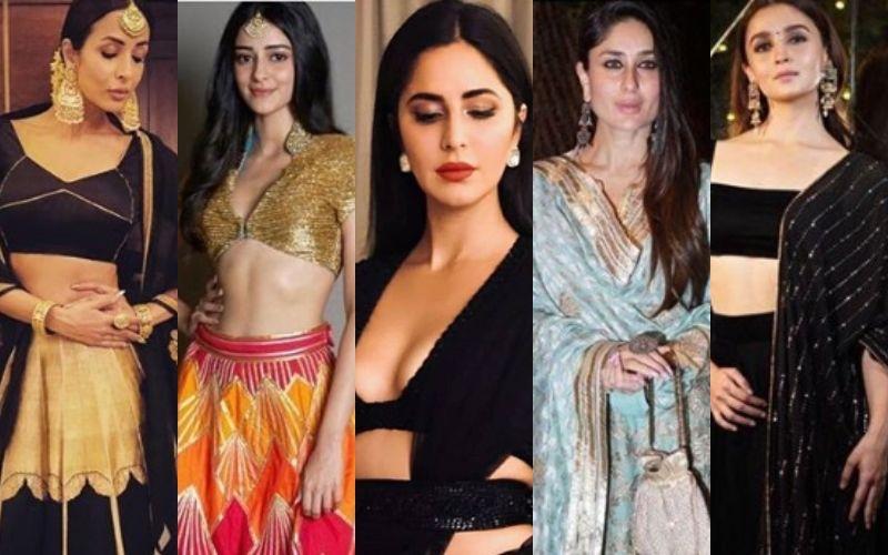 Diwali 2018: दिवाली में लगना चाहते हैं परफेक्ट तो कैटरीना कैफ, आलिया भट्ट, करीना कपूर खान, अनन्या पांडे और मलाइका अरोड़ा से लो टिप्स