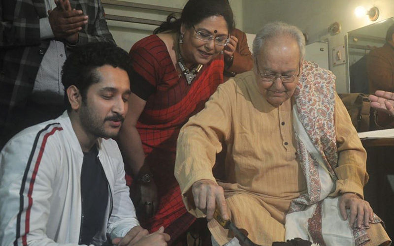 Do You Know This Actor To Play Young Soumitra Chatterjee In Thespian's Biopic 'Abhijaan'?