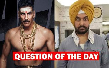 Do You Think It's Right For Aamir's Laal Singh Chaddha And Akshay's Bachchan Pandey To Release On The Same Day?