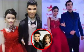 After Anurag Basu-Prerna Sharma, Kartik-Naira Dolls Are Here To Flatter You!