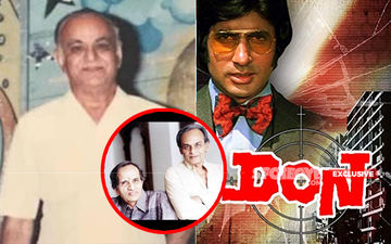 Music Director Duo Kalyanji-Anandji's Brother And Distributor Of Bachchan's Don, Mavjibhai Passes Away At 95