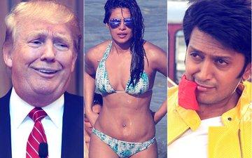 SPOOF: Donald Trump Asks Riteish Deshmukh, 'Is There Priyanka Chopra In Bank Chor?'