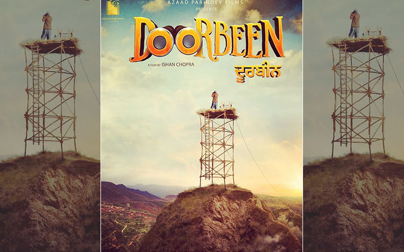 'Doorbeen': Ninja Shares Poster Of His Upcoming Next, Says 20 Per Cent Of The Film's Profit Will Go To The Punjab Flood Relief
