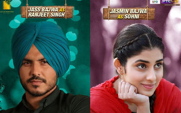 Doorbeen: The Second Lead Pair, Jass Bajwa And Jasmin Bajwa Look Adorable As Ranjit Singh And Sohni