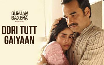 Gunjan Saxena: The Kargil Girl's Dori Tutt Gaiyaan Song: Janhvi Kapoor Says 'Never Give Up On Your Dreams'