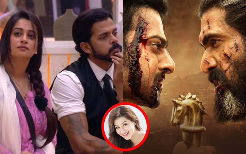 Dipika Kakar Vs Sreesanth Bigg Boss 12 Fight Compared To Bahubali Vs Bhallaladeva- Shilpa Shinde Has A Good Laugh!