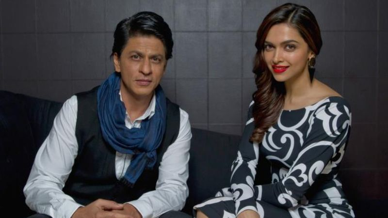 Deepika Padukone Is Angry With Shah Rukh Khan And The Reason Behind It Will Crack You Up