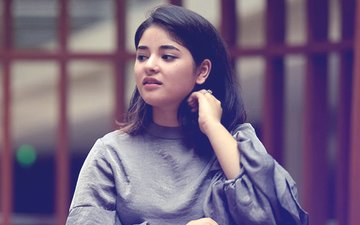 I Have Lost Count Of The Number Of Medicines I Take: Zaira Wasim Reveals Struggle With Depression