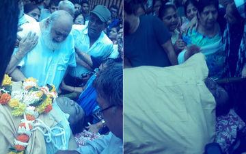 Funeral Videos: Dr Hathi Of Taarak Mehta Ka Ooltah Chashmah Cremated