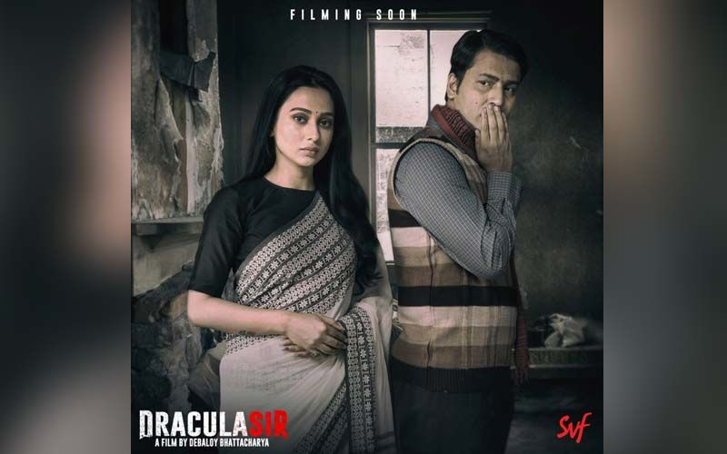 Mimi Chakraborty's Look In 'Dracula Sir' Reminds Tanusree Chakraborty Of 'Gaaner Oparey'