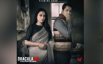 Mimi Chakraborty, Anirban Bhattacharya To Star In Debaloy Bhattacharya's Next 'Dracula Sir', Shares Poster On Twitter
