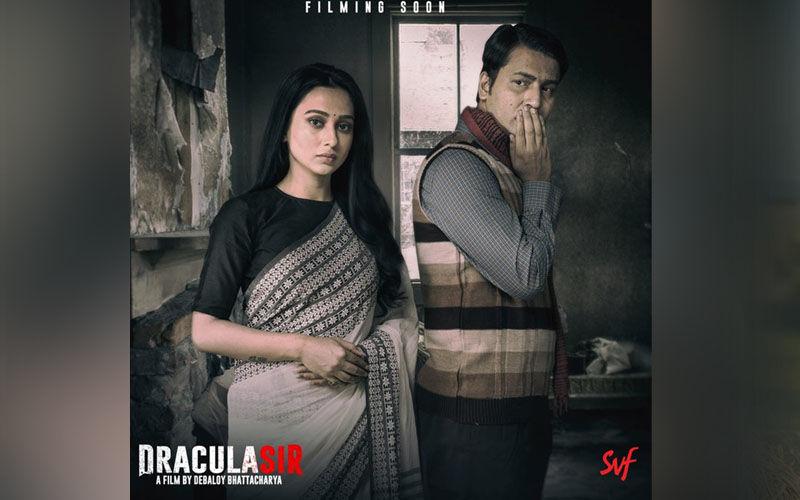 Mimi Chakraborty, Anirban Bhattacharya To Star In Debaloy Bhattacharya's Next 'Dracula Sir', Shares Poster On Twitter
