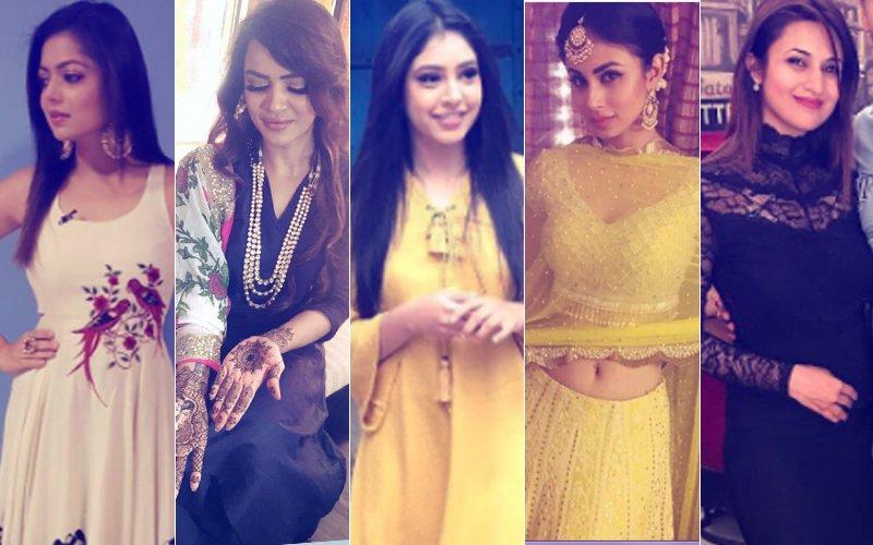 BEST DRESSED & WORST DRESSED Of The Week: Drashti Dhami, Aashka Goradia, Niti Taylor, Mouni Roy Or Divyanka Tripathi?