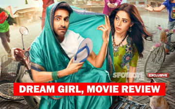 Dream Girl, Movie Review: Why Was It Not Called Fantasy Girl? Didn't Even Dream This Ayushmann-Nushrat Flick Will Be So Hilarious