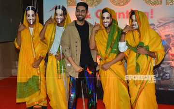 Dream Girl Success Bash: Tinsel Town Joins Ayushmann Khurrana To Raise A Toast