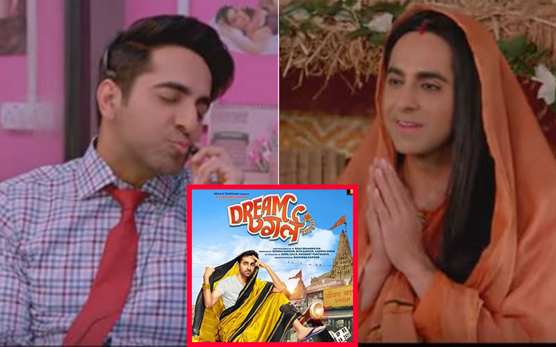 Dream Girl Trailer: Ayushmann Khurrana As Pooja Has Men Swooning Over Him; Another Blockbuster In The Making